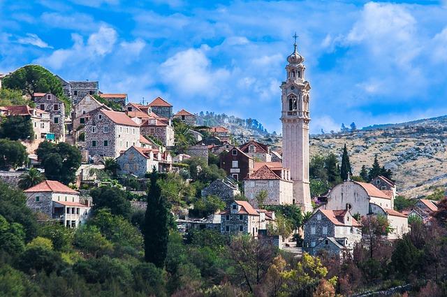 Kroatijos miestai
