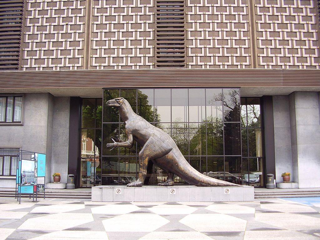 Muziejai Briuselyje