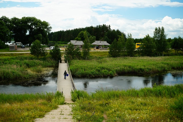 Tiltas per Švėtės upę