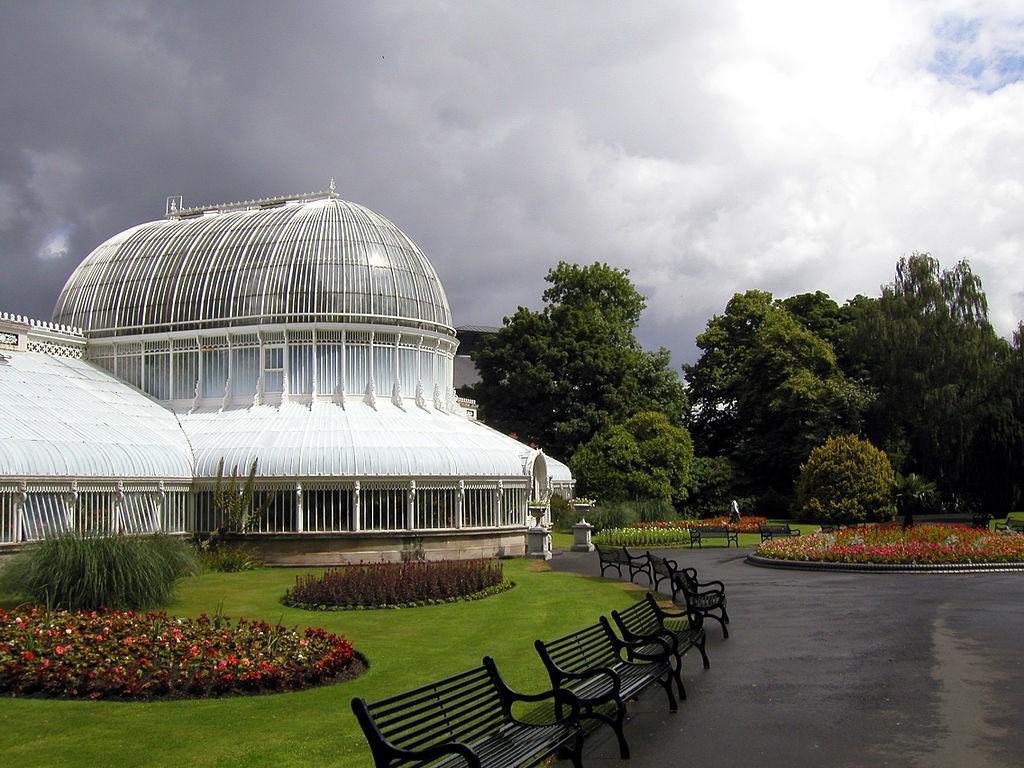 Belfasto botanikos sodai
