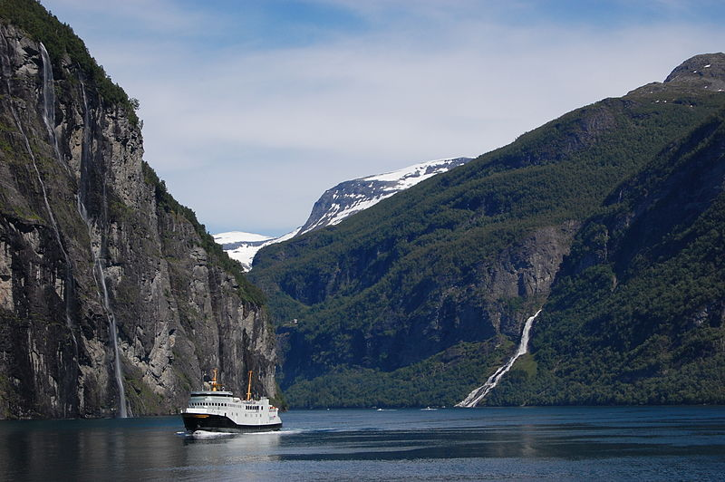 Olesiundas norvegija