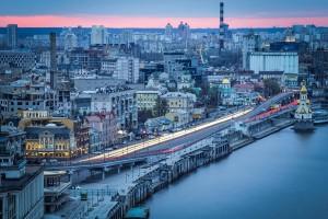 Pigūs lėktuvų bilietai į Kijevą