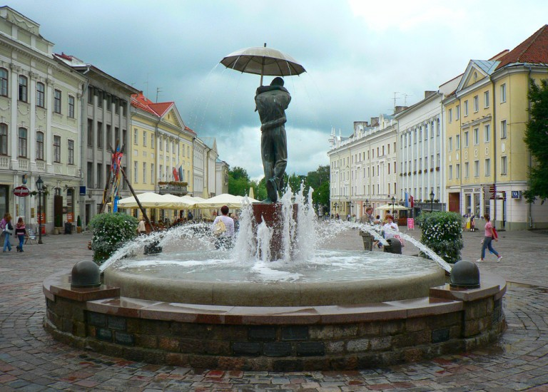 Tartu fontanas