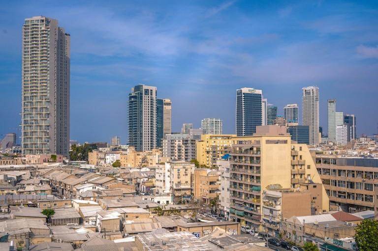Tel Avivo pastatai