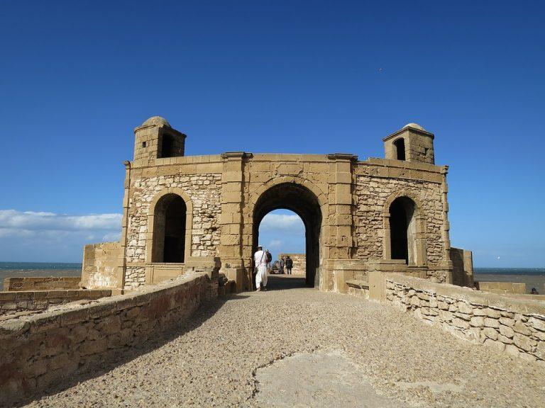 Senovės architektūra Maroke
