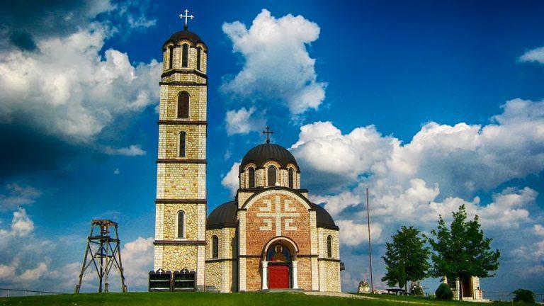 Bažnyčia Serbijoje