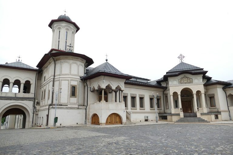 Bažnyčia Bukarešte
