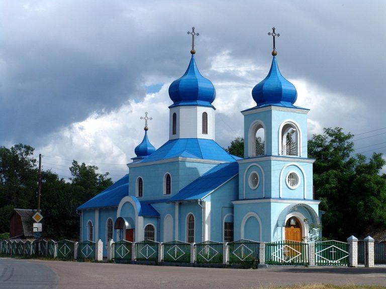 Bažnyčia Kišiniove