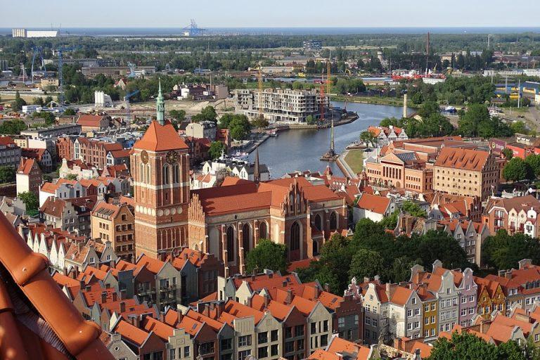 Bažnyčia Gdanske