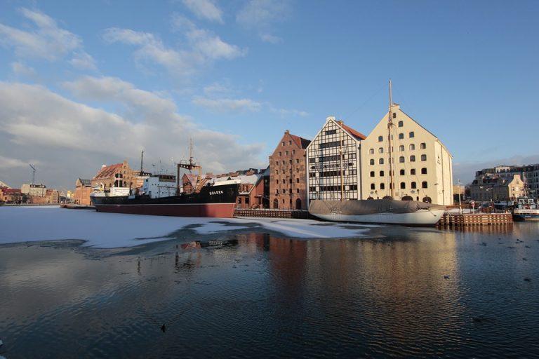 Tarp turistų populiarus ir Gdanskas