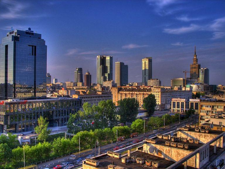 Lenkijos sostinė - Varšuva