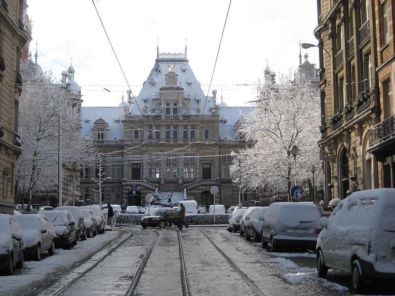 Briuselio lankytinos vietos