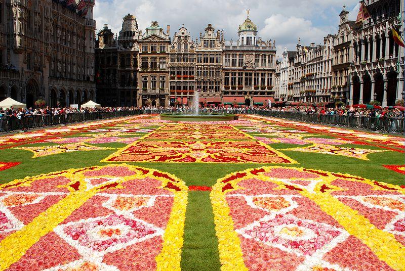 Briuselis – lankytinos vietos