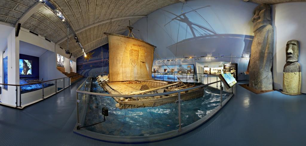 Kon tiki muziejus Osle