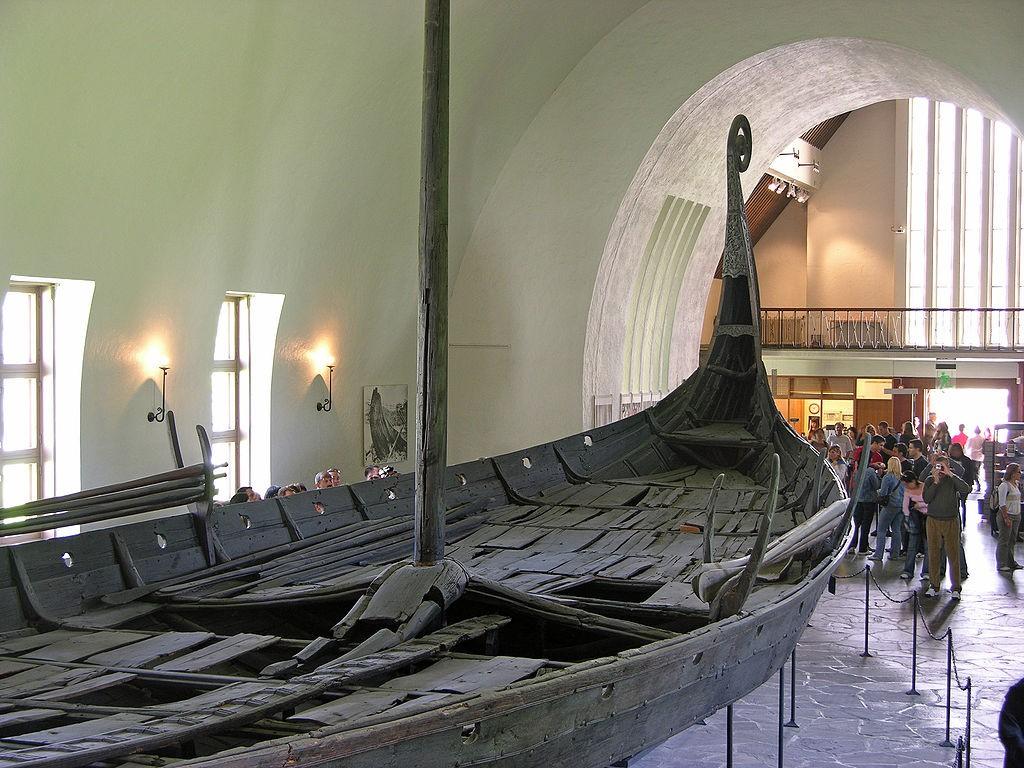 Oslo laivų muziejai