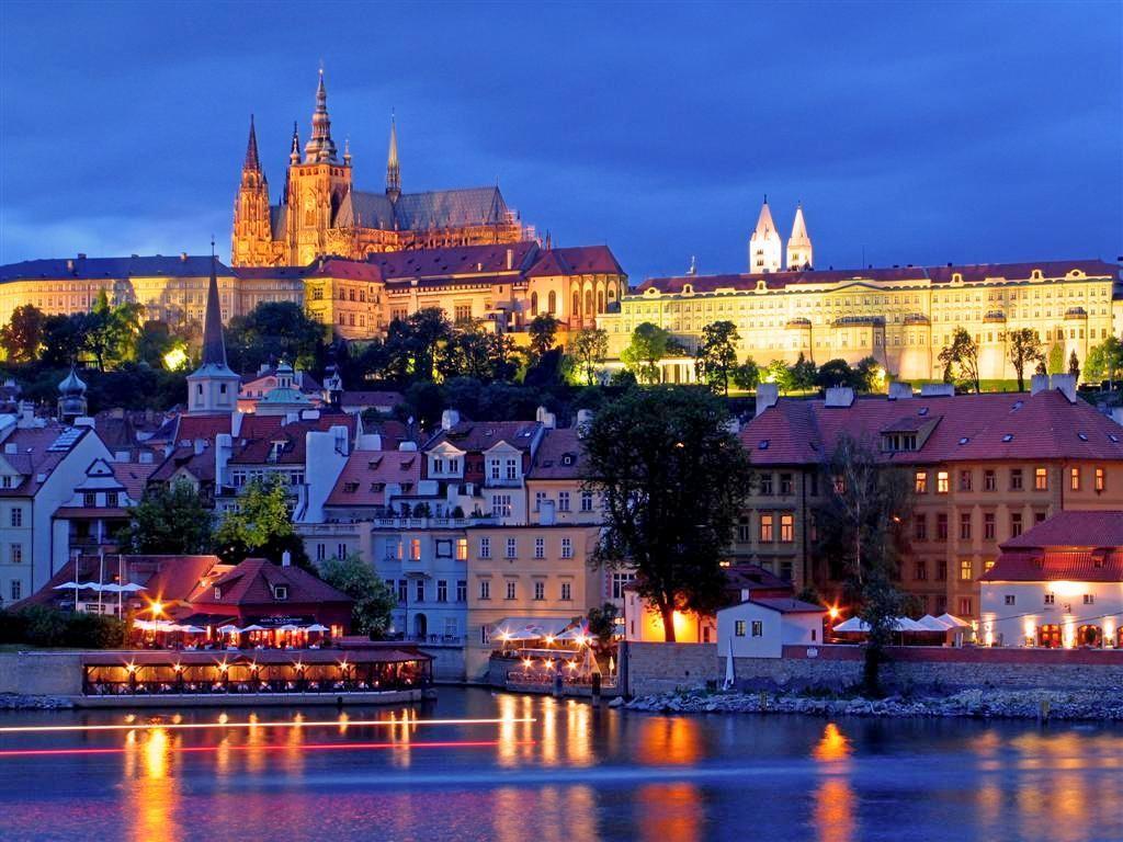Praha - lankytinos vietos