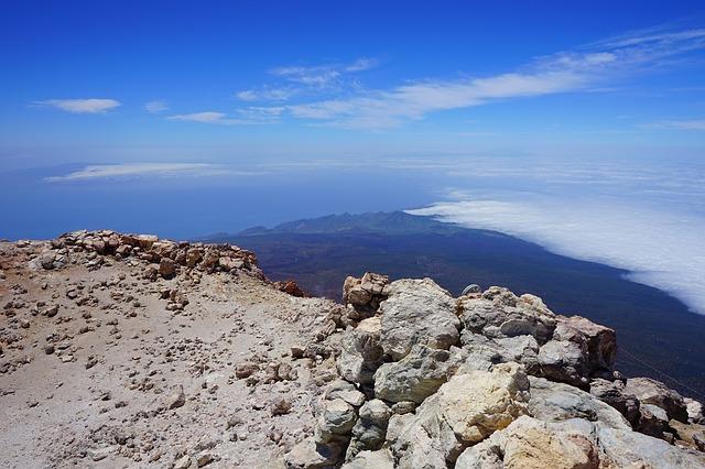Tenerifė – Teidės ugnikalnis