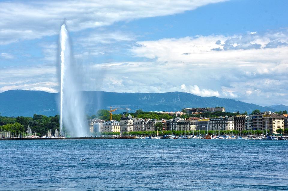 Ženeva – lankytinos vietos