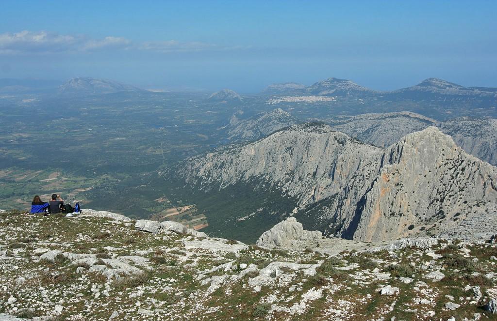 Sardinijos gamta