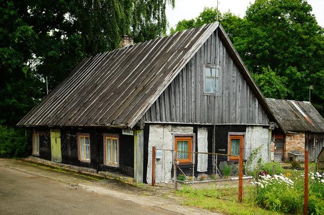 Įdomus namas Žagarėje