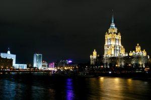 Maskva naktį