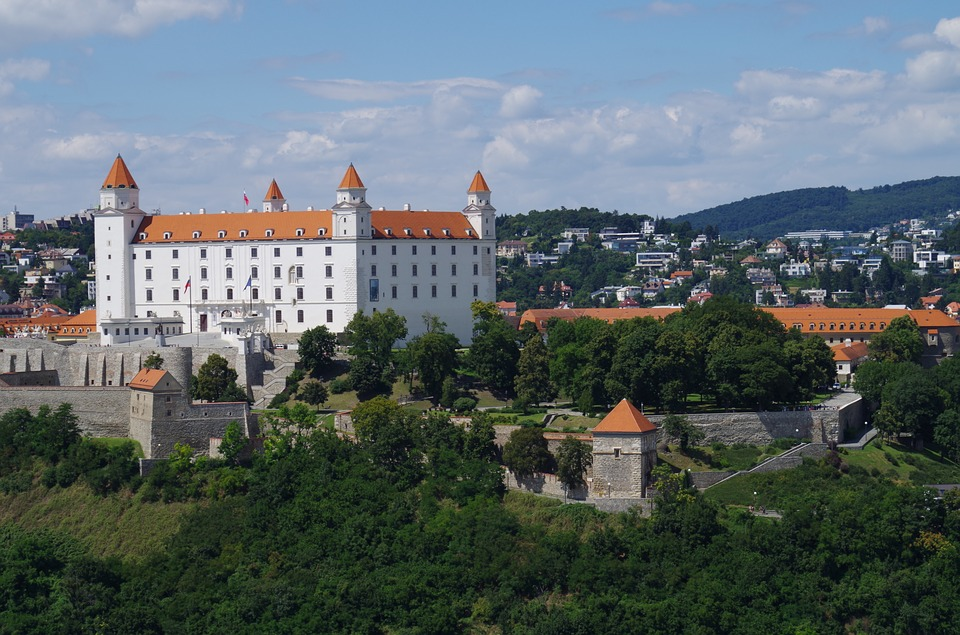 Bratislava – lankytinos vietos