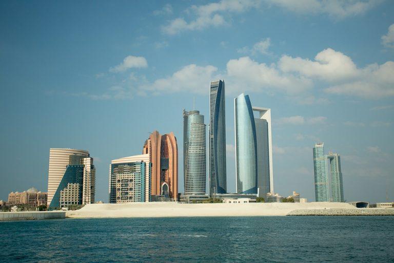 Abu Dabio dangoraižiai