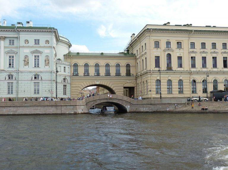 Sankt Peterburgo kanalai