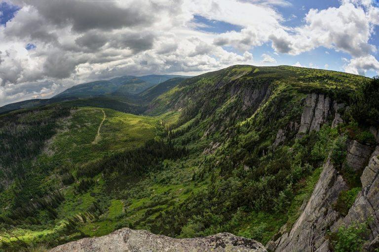 Čekija žavi savo gamta