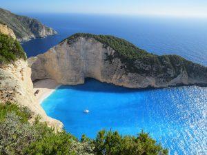 Graikijos paplūdimiai