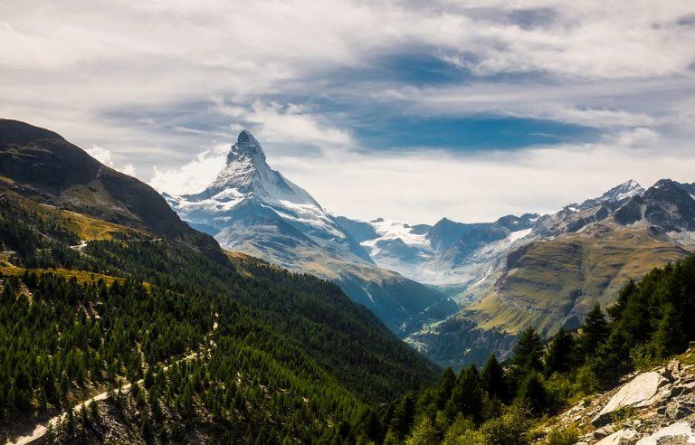 Šveicarija - kalnų šalis