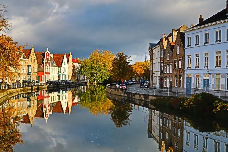 Kanalai Belgijoje