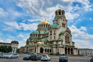 Sofijos katedra