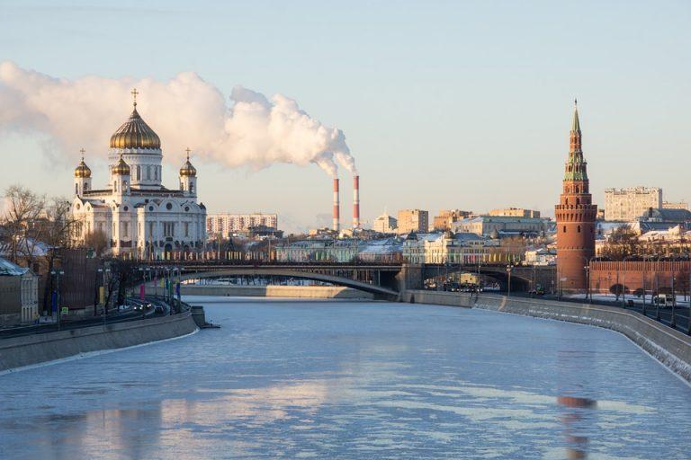 Maskva žiemą