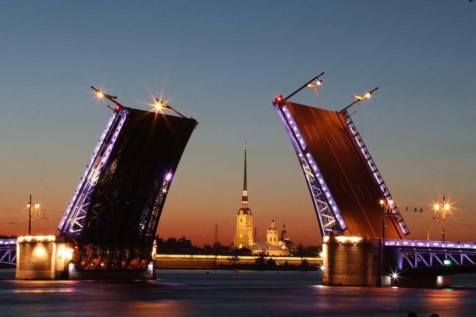 Sankt Peterburgas – lankytinos vietos