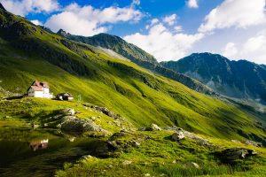 Austrijos kalnų vaizdai tiesiog prikausto