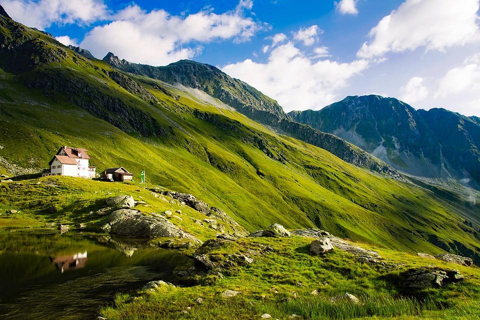 Austrija – lankytinos vietos