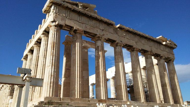 Turistus į Graikiją traukia ir senovinės architektūros palikimas