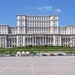 Parlamento rūmai Bukarešte