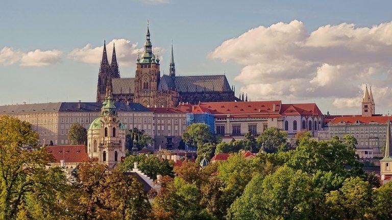 Praha - Čekijos sostinė