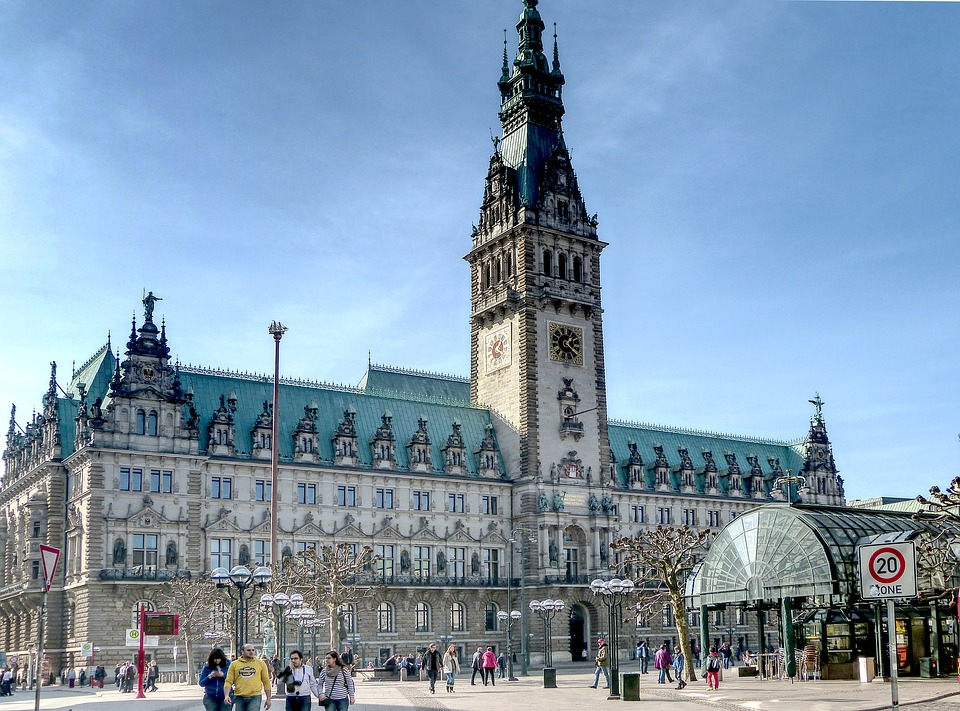 Hamburgas – lankytinos vietos
