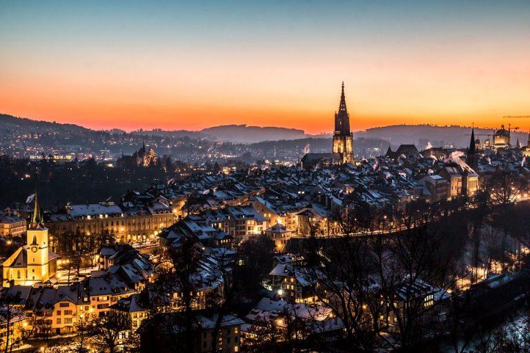 Bernas - Šveicarijos sostinė