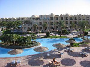 Hurgados viešbučiai kiaurus metus laukia turistų