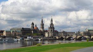 Dresdenas - įspūdingas miestas