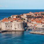Dubrovnikas - miestas ant jūros