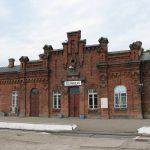 Suvalkų geležinkelio stotis