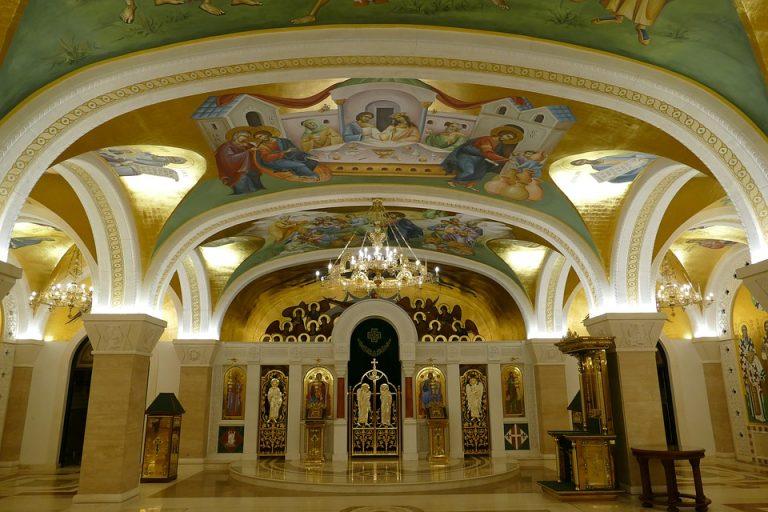 Belgrado freskos