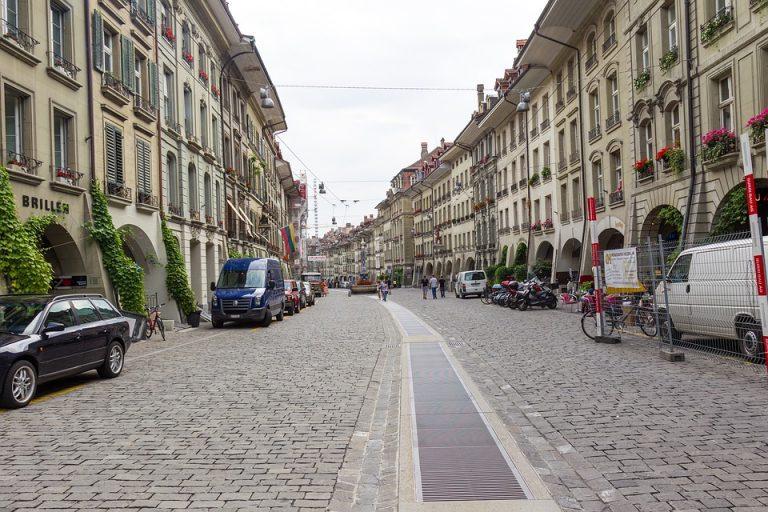 Akmeninės Berno gatvelės