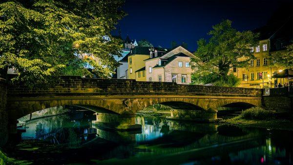 Naktis Liuksemburge