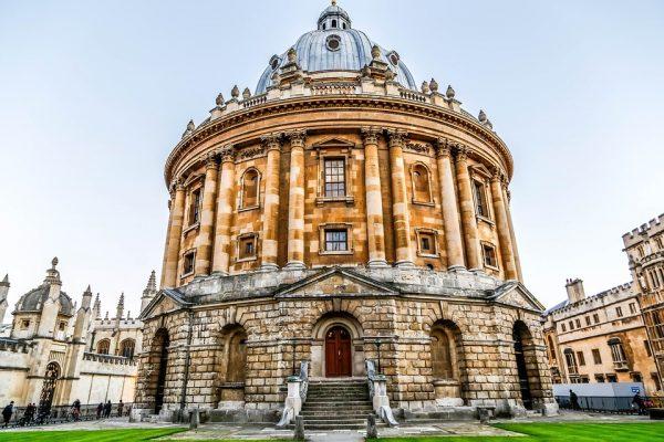 Oksfordo architektūra